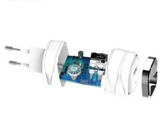 شارژر دیواری سریع و کابل لایتنینگ باوین Bavin PC527Y Lightning Charger