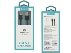 کابل شارژ و انتقال داده تایپ سی دویا Devia EC019 Type-C Cable 1m