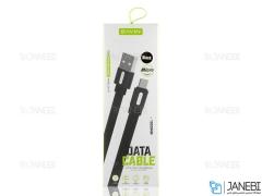 کابل شارژ و انتقال داده میکرو یو اس بی باوین Bavin CB-175 Micro USB Cable 1m