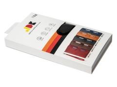 کیف چرمی آیفون JDK Bicolor Cover iPhone 6/7/8 Plus
