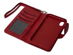 کیف چرمی آیفون JDK Bicolor Cover iPhone X/XS