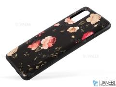 قاب محافظ طرح دار سامسونگ Samsung A51 Cover