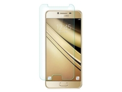 محافظ صفحه نمایش شیشه ای سامسونگ Glass Screen Protector Samsung Galaxy C7