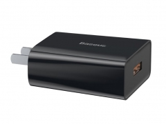 شارژر دیواری سریع بیسوس Baseus USB Speed Mini Charger 18W