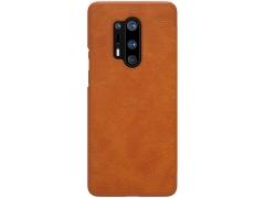 کیف چرمی نیلکین وان پلاس Nillkin Qin Leather Case OnePlus 8 Pro
