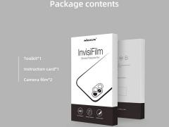 محافظ لنز دوربین هواوی نیلکین Nillkin InvisiFilm Huawei P40 Pro