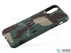 قاب چریکی آیفون iPhone 11 Sport Army Case
