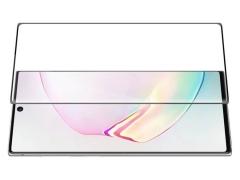 محافظ صفحه نمایش شیشه ای نیلکین سامسونگ Nillkin 3D DS+MAX Glass Samsung Note 10 Plus