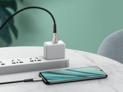کابل شارژ سریع میکرو یو اس بی بیسوس Baseus Water Drop Quick Charge Micro USB Cable 0.5m