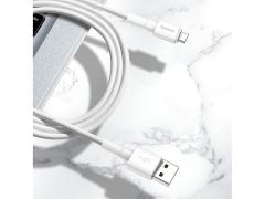 کابل شارژ میکرو یو اس بی بیسوس Baseus Mini White Micro USB Cable 1M/2.4A