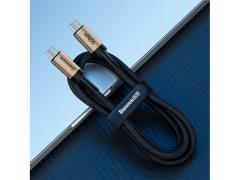 کابل سریع تایپ سی بیسوس Baseus Cafule PD3.1 60W Type-C Cable 1m