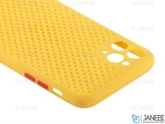 قاب ژله ای سیلیکونی آیفون iPhone 11 Pro Max Jelly Silicone Cover