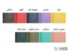 قاب ژله ای سیلیکونی آیفون iPhone X/XS Jelly Silicone Cover