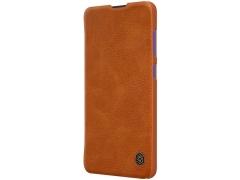 کیف چرمی نیلکین سامسونگ Nillkin Qin Leather Case Samsung Galaxy A31