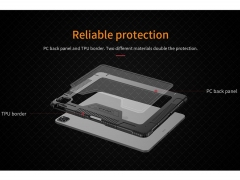 کیف بامپردار آیپد نیلکین Nillkin iPad Pro 12.9 2020 Bumper Cover