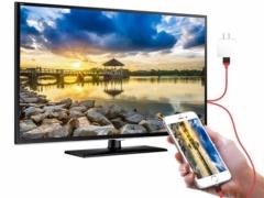 کابل لایتنینگ به اچ دی ام آی ارلدام Earldom Lightning to HDTV Cable ET-W5 2M