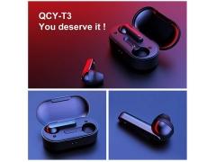 هندزفری بلوتوث کیو سی وای QCY T3 TWS Bluetooth Earphone