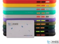 قاب محافظ آیفون Bumper Colorfull Case iPhone XS Max