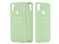 قاب محافظ سیلیکونی Samsung Galaxy A11 Silicone Case