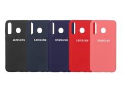 قاب محافظ سیلیکونی Samsung Galaxy M30/A40s Silicone Case