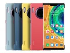 قاب محافظ سیلیکونی هواوی Silicone Cover Huawei Mate 30 Pro