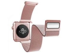 بند فلزی اپل واچ ایکس دوریا X-doria Mesh Band Apple Watch 38/40mm
