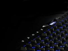 کیبورد حروف فارسی تسکو TSCO TK 8120N Keyboard