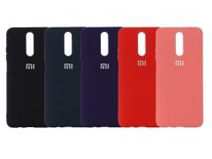 قاب محافظ سیلیکونی شیائومی Silicone Cover Xiaomi Redmi K30