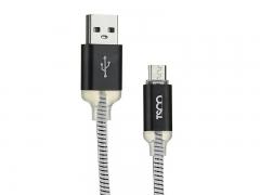کابل میکرو یو اس بی تسکو TSCO TC 71 USB To microUSB Cable 1m