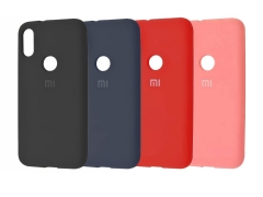 قاب محافظ سیلیکونی شیائومی Silicone Cover Xiaomi Mi Play