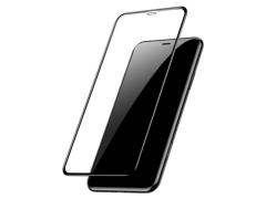 محافظ صفحه نمایش شیشه ای دوتایی بیسوس آیفون Baseus Screen Protector  iPhone 11/XR