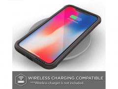 قاب ایکس دوریا طرح چرم آیفون X-Doria Defense Lux Case iPhone XS Max