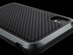 قاب ایکس دوریا طرح فیبرکربن آیفون X-Doria Defense Lux Case iPhone XR