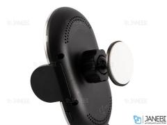 پایه نگهدارنده هوشمند و شارژر وایرلس پولو Polo Smart Phone Stand