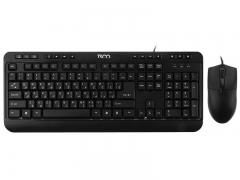 کیبورد و ماوس حروف فارسی تسکو TSCO TKM 8052 Keyboard and Mouse