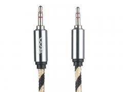 کابل انتقال صدای تسکو مدل TSCO TC AU18 AUX Cable 1m