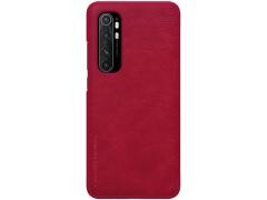 کیف چرمی نیلکین شیائومی Nillkin Qin Leather Case Xiaomi Mi Note 10 Lite