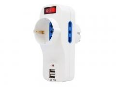 پریز چند راهی تسکو TSCO TPS 508 Socket