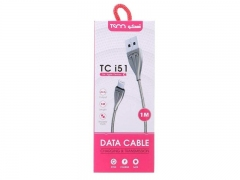 کابل لایتنینگ تسکو TSCO TC i51 Lightning Cable 1m