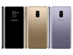 درب پشت Samsung A8 Plus 2018