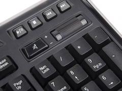 کیبورد حروف فارسی تسکو TSCO TK 8018 Keyboard