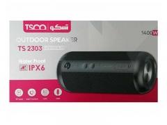اسپیکر بلوتوث قابل حمل تسکو TSCO TS 2303 Bluetooth Speaker
