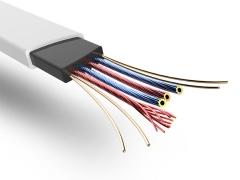 کابل میکرو یو اس بی طرحدار راک Rockspace Snake Micro USB Cable 1M