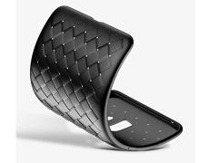 قاب ژله ای راک سامسونگ Rock Ultrathin Weave Protection Case Samsung S9 Plus