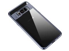قاب محافظ راک سامسونگ Rock Clarity Case Samsung Galaxy S8