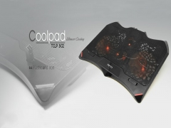 پایه خنک کننده لپ تاپ تسکو TSCO Coolpad TCLP 3102