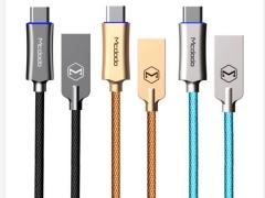 کابل تایپ سی هوشمند سریع مک دودو Mcdodo CA-288 Auto Disconnect Type-C Cable 1m
