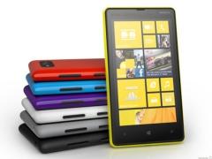 درب پشت Nokia Lumia 820
