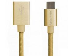 کابل او تی جی تایپ سی ایکس دوریا X-Doria Star Trek Type-C Male To USB 3.0 Female Cable