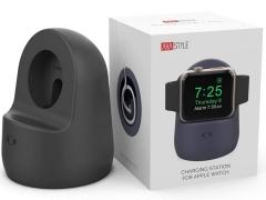 استند شارژر سیلیکونی اپل واچ AhaStyle Silicone Stand Apple Watch